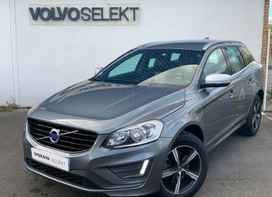 Achat Volvo XC60 D4 190ch R-Design Geartronic Occasion