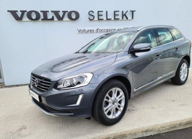 Vente Volvo XC60 D4 190ch Summum Geartronic Occasion