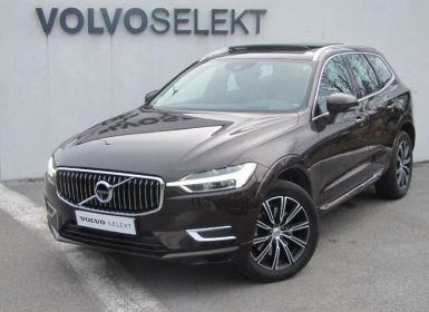 Vente Volvo XC60 D4 AdBlue 190ch Inscription Luxe Geartronic Occasion