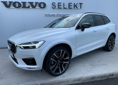 Volvo XC60 D4 AdBlue 190ch R-Design Geartronic Occasion