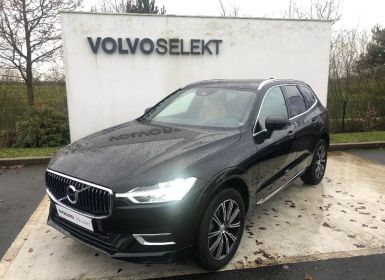 Voiture Volvo XC60 D4 AdBlue AWD 190ch Inscription Luxe Geartronic Occasion
