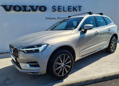 Achat Volvo XC60 D4 AdBlue AWD 190ch Inscription Luxe Geartronic Occasion