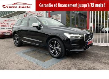 Vente Volvo XC60 D4 ADBLUE AWD 190CH R-DESIGN GEARTRONIC Occasion