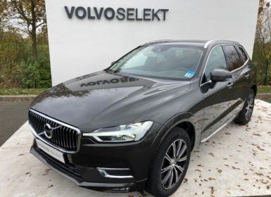 Vente Volvo XC60 D4 AWD 190ch Inscription Luxe Geartronic Occasion