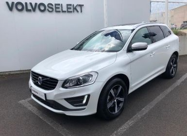 Acheter Volvo XC60 D4 AWD 190ch R-Design Geartronic Occasion