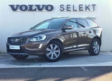 Achat Volvo XC60 D4 AWD 190ch Signature Edition Occasion