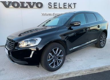 Voiture Volvo XC60 D4 AWD 190ch Signature Edition Geartronic Occasion