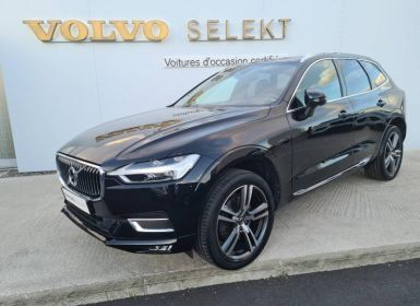 Achat Volvo XC60 D5 AWD 235ch Inscription Luxe Geartronic Occasion