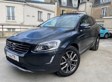 Volvo XC60 T5 245CH SUMMUM GEARTRONIC Occasion