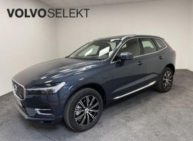 Volvo XC60 T6 AWD 253 + 87ch Inscription Luxe Geartronic