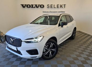 Achat Volvo XC60 T6 AWD 253 + 87ch R-Design Geartronic Occasion