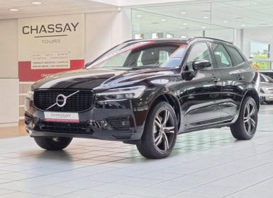 Vente Volvo XC60 T6 AWD Recharge - 253+87 - BVA Geartronic II R-Design PHASE 1 Neuf