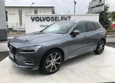 Vente Volvo XC60 T8 AWD Recharge 303 + 87ch Inscription Luxe Geartronic Occasion