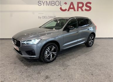 Volvo XC60 T8 TWIN ENGINE 303 CH + 87 CH GEARTRONIC 8 R-Design