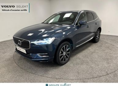 Achat Volvo XC60 T8 Twin Engine 320 + 87ch Inscription Luxe Geartronic Occasion