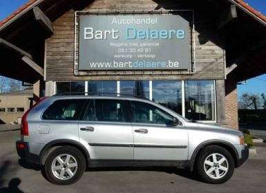 Vente Volvo XC90 2.4 Turbo - D5 7pl Geartronic 204000km 1ste hand! Occasion