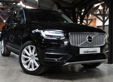 Achat Volvo XC90 (2E GENERATION) II T8 407 TWIN ENGINE AWD INSCRIPTION LUXE GEARTRONIC 8 7PL Occasion