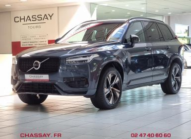 Vente Volvo XC90 (2E GENERATION) Recharge T8 390 II (2) AWD R-Design Geartronic 8 7PL Neuf