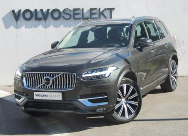 Achat Volvo XC90 B5 235 Ch Inscription Luxe geatronic 8 7 pl Occasion