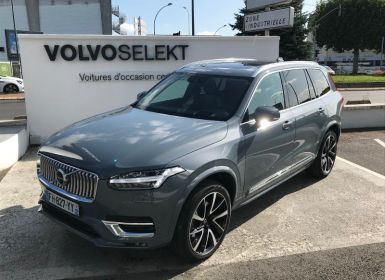 Volvo XC90 B5 AWD 235ch Inscription Luxe Geartronic 7 places Occasion