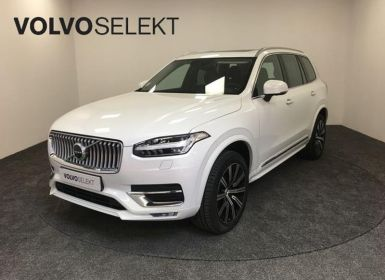 Voiture Volvo XC90 B5 AWD 235ch Inscription Luxe Geartronic 7 places Neuf