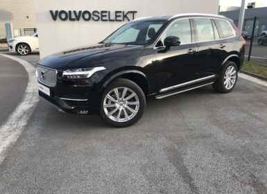 Achat Volvo XC90 D4 190ch Inscription Luxe Geartronic 7 places Occasion