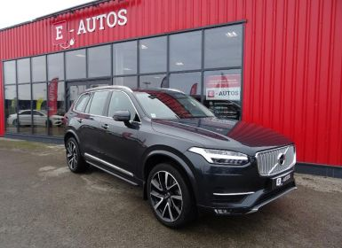 Vente Volvo XC90 D4 AWD Inscription7-saten Occasion