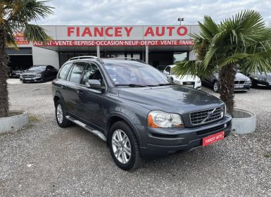 Vente Volvo XC90 D5 185ch Momentum Geartronic 7 places Occasion