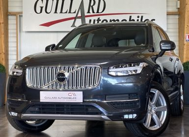 Vente Volvo XC90 D5 225ch AWD INSCRIPTION GEARTRONIC 7 PLACES Occasion