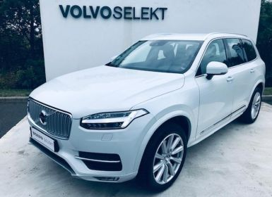 Vente Volvo XC90 D5 AdBlue AWD 235ch Inscription Geartronic 7 places Occasion