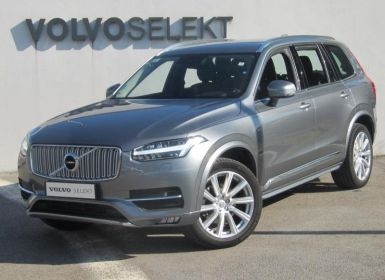Achat Volvo XC90 D5 AdBlue AWD 235ch Inscription Geartronic 7 places Occasion