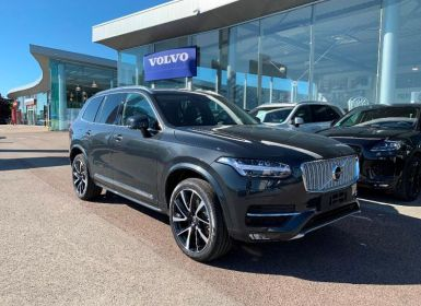 Achat Volvo XC90 D5 AdBlue AWD 235ch Inscription Luxe Geartronic 7 places Neuf