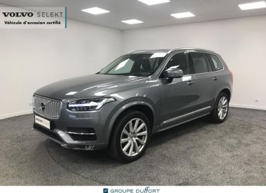 Acheter Volvo XC90 D5 AdBlue AWD 235ch Inscription Luxe Geartronic 7 places Occasion