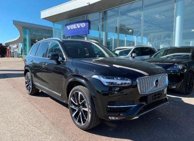 Voiture Volvo XC90 D5 AdBlue AWD 235ch Inscription Luxe Geartronic 7 places Neuf