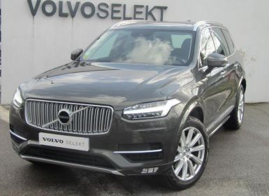Vente Volvo XC90 D5 AdBlue AWD 235ch Inscription Luxe Geartronic 7 places Occasion