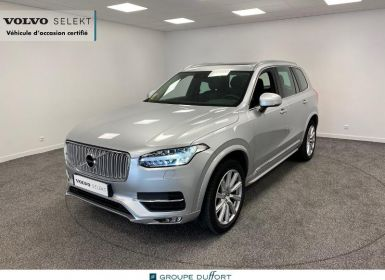 Achat Volvo XC90 D5 AdBlue AWD 235ch Inscription Luxe Geartronic 7 places Occasion