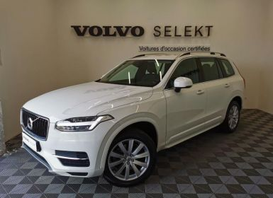 Vente Volvo XC90 D5 AdBlue AWD 235ch Momentum Geartronic 7 places Occasion