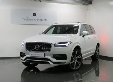 Vente Volvo XC90 D5 AdBlue AWD 235ch R-Design Geartronic 7 places Occasion
