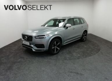 Volvo XC90 D5 AdBlue AWD 235ch R-Design Geartronic 7 places Occasion