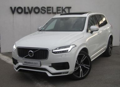 Voiture Volvo XC90 D5 AdBlue AWD 235ch R-Design Geartronic 7 places Occasion