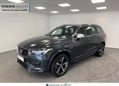 Volvo XC90 D5 AdBlue AWD 235ch R-Design Geartronic 7 places