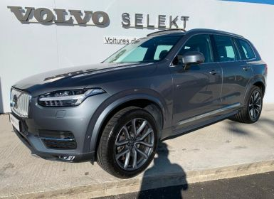 Voiture Volvo XC90 D5 AWD 225ch Inscription Geartronic 7 places Occasion