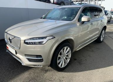 Vente Volvo XC90 D5 AWD 225ch Inscription Geartronic 7 places Occasion
