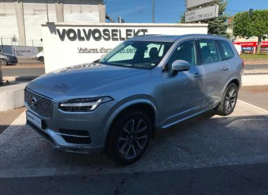 Achat Volvo XC90 D5 AWD 225ch Inscription Luxe 7 places Geartronic 8 Occasion