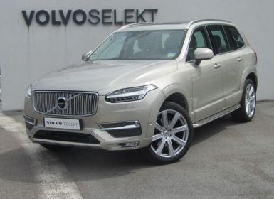 Achat Volvo XC90 D5 AWD 225ch Inscription Luxe Geartronic 7 places Occasion