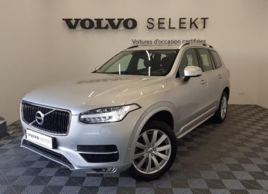 Vente Volvo XC90 D5 AWD 225ch Momentum Geartronic 5 places Occasion