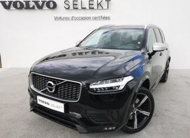 Vente Volvo XC90 D5 AWD 225ch R-Design Geartronic 7 places Occasion