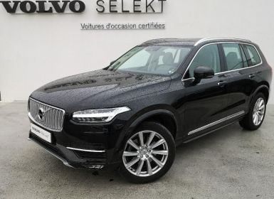 Vente Volvo XC90 D5 AWD 235ch Inscription Geartronic 7 places Occasion
