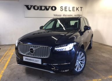 Achat Volvo XC90 D5 AWD 235ch Inscription Geartronic 7 places Occasion