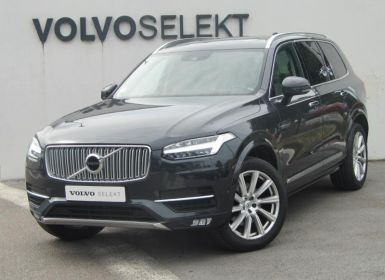 Achat Volvo XC90 D5 AWD 235ch Inscription Luxe Geartronic 7 places Occasion